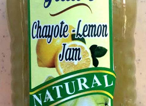 Grail's Natural Chayote-Lemon Jam  (12oz)