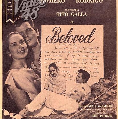 Beloved (1958) DVD