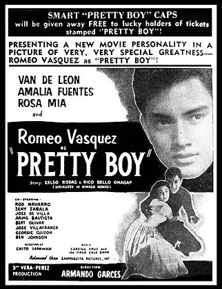 Pretty Boy (1957) DVD