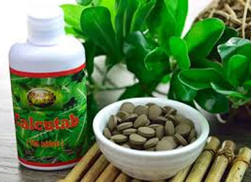 Herbal Calcutab (100 tablets) Healing Galing