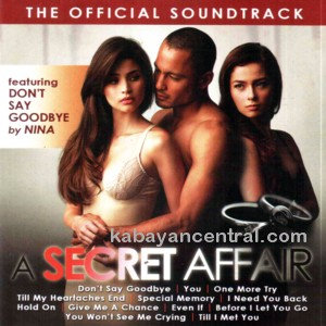 A Secret Affair OST - Various Artists