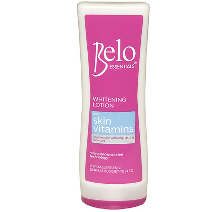 Belo Whitening Lotion with Skin Vitamins (200ml)