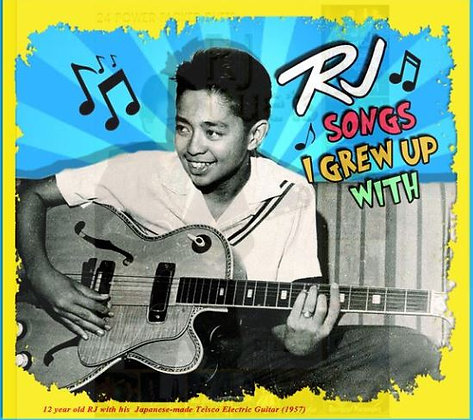 Songs I Grew Up With - RJ Jacinto
