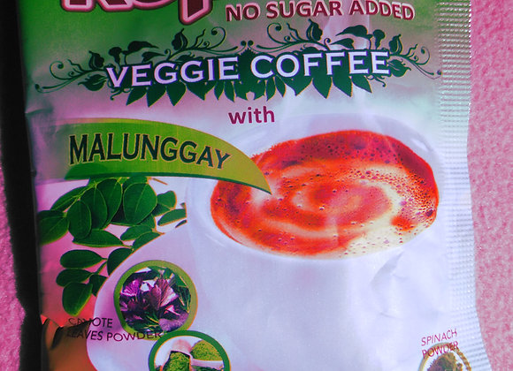 Veggie Coffee with Malunggay (Kopimo) 20g x 12