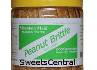 Peanut Brittle Small (370g) Good Shepherd