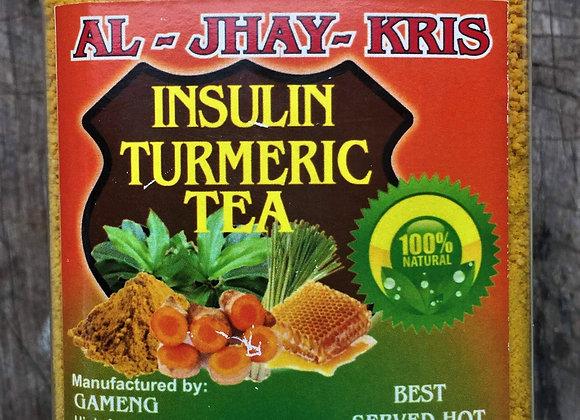 Insulin Turmeric Tea Powder (420g)