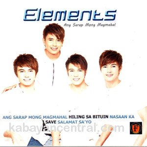 Ang Sarap Mong Magmahal - Elements