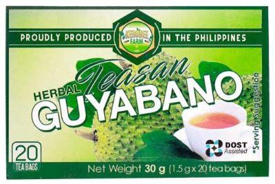 Teasan Guyabano (1.5g x 20bags)