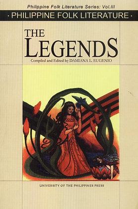 Philippine Folk Literature: The Legends Book