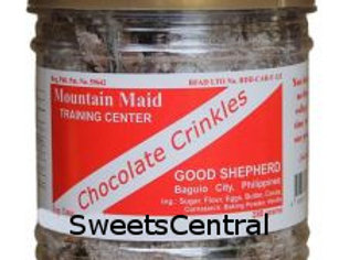 Chocolate Crinkles  (280g) Good Shepherd