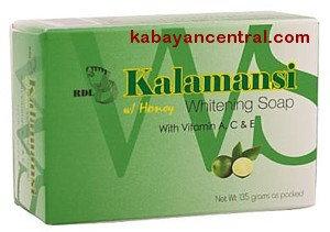 RDL Kalamansi Whitening Soap (135g)
