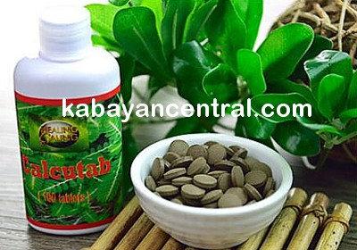 Healing Galing Herbal Calcutab (100 tablets)