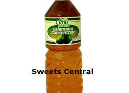 Calamansi Concentrate (750ml) with Honey