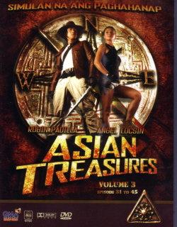 Asian Treasures Vol.3 DVD