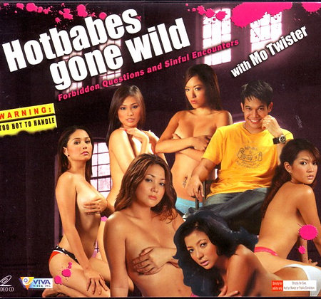 Hotbabes Gone Wild with Mo Twister DVD