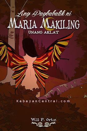Ang Pagbabalik ni Maria Makiling Unang Aklat
