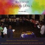 Kaalagad Chapel Songs Vol.1 CD - Gary Granada