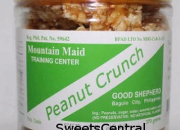 Peanut Crunch  (370g) Good Shepherd