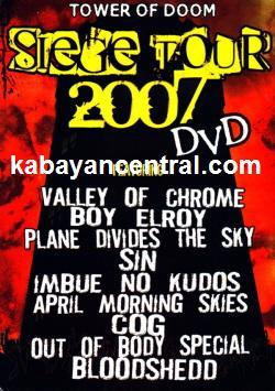 Tower Of Doom Siege Tour 2007 DVD
