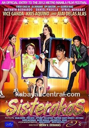 Sisterakas VCD