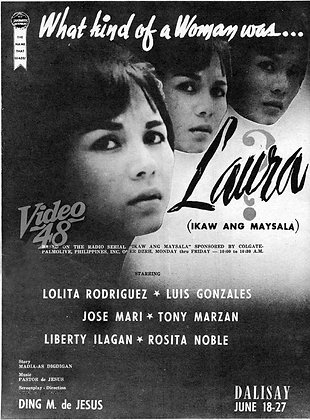 Laura (1960) DVD