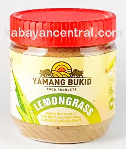 YB Lemongrass Instant Tea Powder (100g)