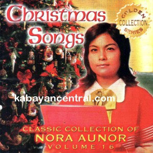 Christmas Songs Vol.16 CD - Nora Aunor
