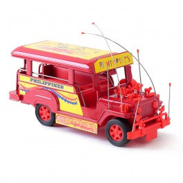 Jeepney Model (8 Inches)