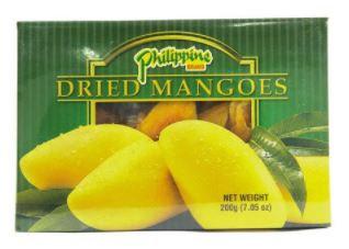 Philippine Brand Dried Mangoes Gift Box (200g)
