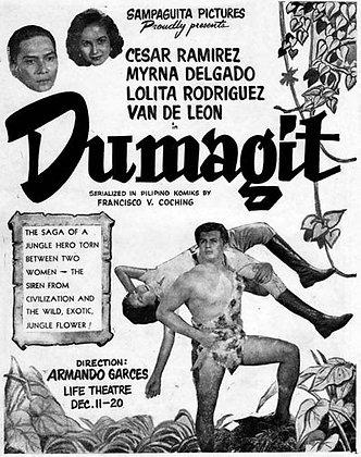 Dumagit (1954) DVD