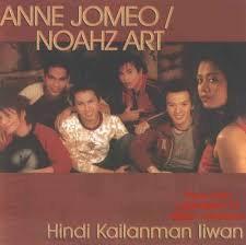 Hindi Kailanman Iiwan CD - Anne Jomeo & Noahz Art