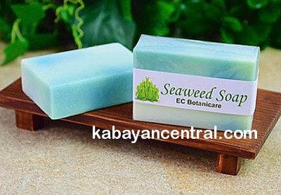 Healing Galing Seaweed Soap (135g)