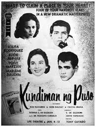 Kundiman ng Puso (1958) DVD