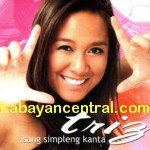 Isang Simpleng Kanta CD - Triz