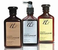 Novuhair 200ml Lotion, Shampoo & Conditioner