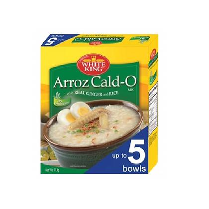 Arroz Cald-O  Mix White King (115g)