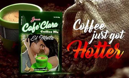Jimm's Cafe Clara Coffee (12 x 30g sachet)