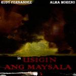Usigin Ang Maysala VCD
