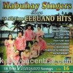 18 All-Time Cebuano Hits Vol.16 CD - Mabuhay Singers