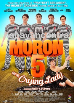 Moron 5 and the Crying Lady DVD