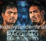 Pacquiao vs Margarito VCD
