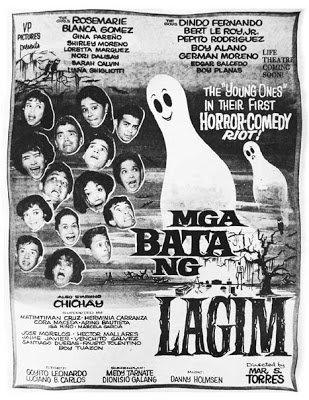 Mga Bata ng Lagim (1964) DVD
