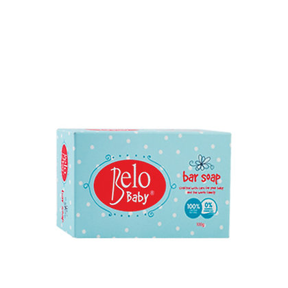Belo Baby Bar Soap (2 x 100g)
