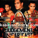 Judgement In Far East VCD