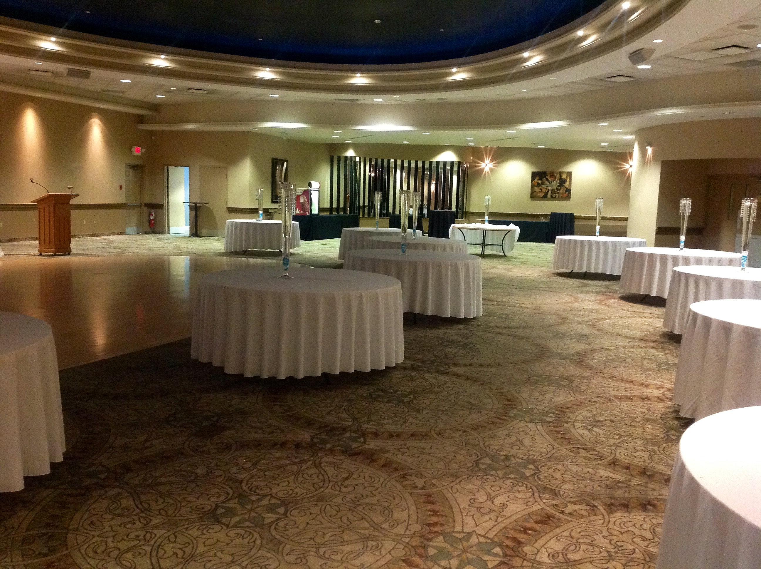 Niagara Wedding Decor Club Roma Starlight St Catharines