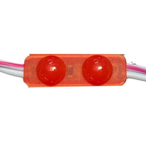 Modulo LED 2609-2835 <rojo> 0.6w 12v 26x8mm VG913533