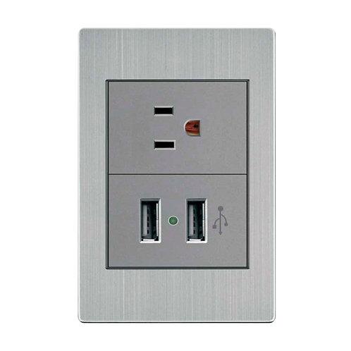 Placa Contacto Sencillo y Convertidor De Voltaje USB APL-107