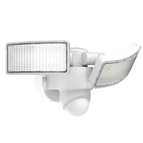 CA-CL-2000S-LED/BL Lampara Dirigible Con Sensor de Movimiento