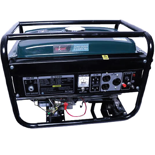 Generador Electrico 3000w Gasolina HP-OAKG3001