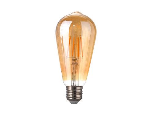 NG-ST64-2300K Foco LED Filamento ST64 2300K 4w Dim